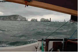 Approaching The Needles